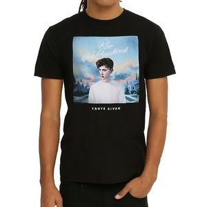 Troye Sivan Blue Neighborhood Album Graphic Tee
